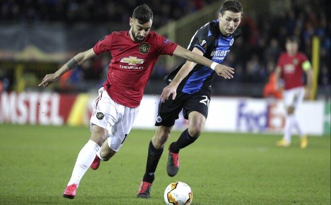 Bilyoner ile maç önü: Manchester United - Club Brugge