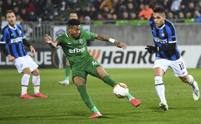 Inter - Ludogorets maçı tarafsız sahada oynanabilir!