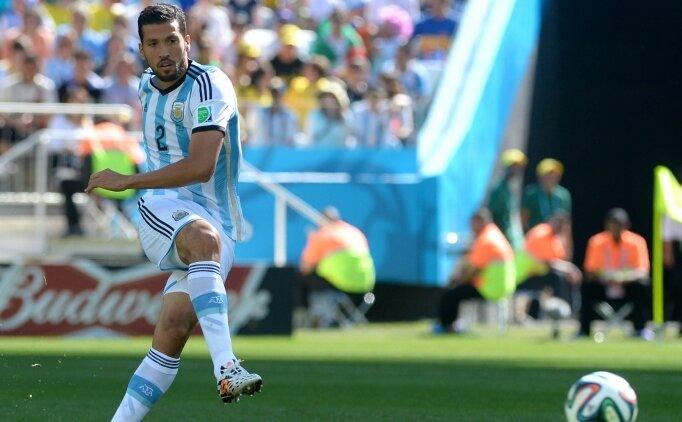 Trabzonspor'a Arjantinli stoper: Garay!