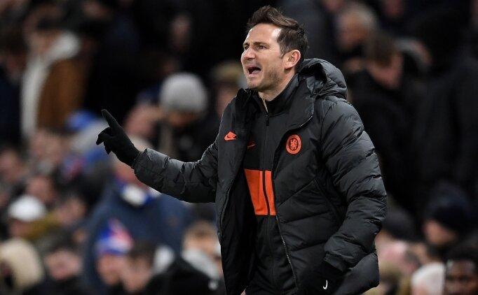 Lampard 8 ismin biletini kesiyor!