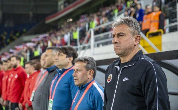 Hamza Hamzaoğlu: 'Beşiktaş'a penaltı verdiler, bize vermediler'