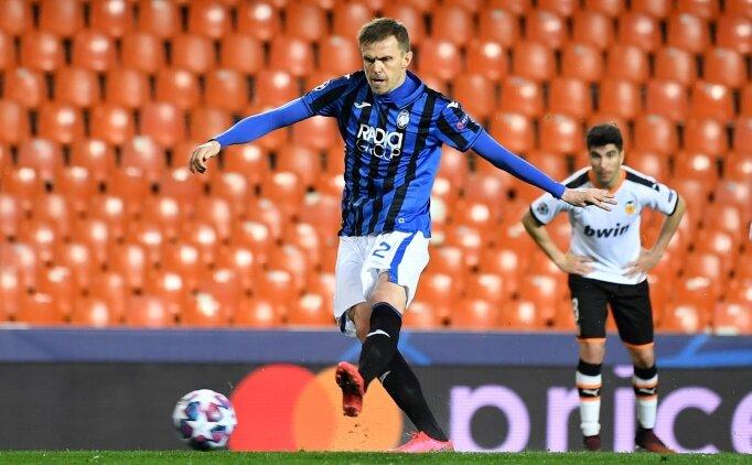 Atalanta Valencia'yı toplamda 8 golle eledi!