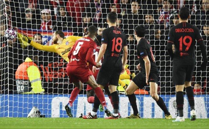 Nefes kesen maç Atletico Madrid'in! Son şampiyon elendi