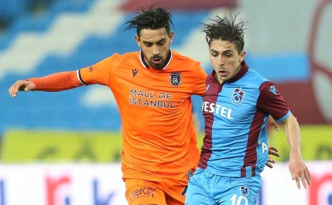İlk 11'ler: Trabzonspor - Başakşehir