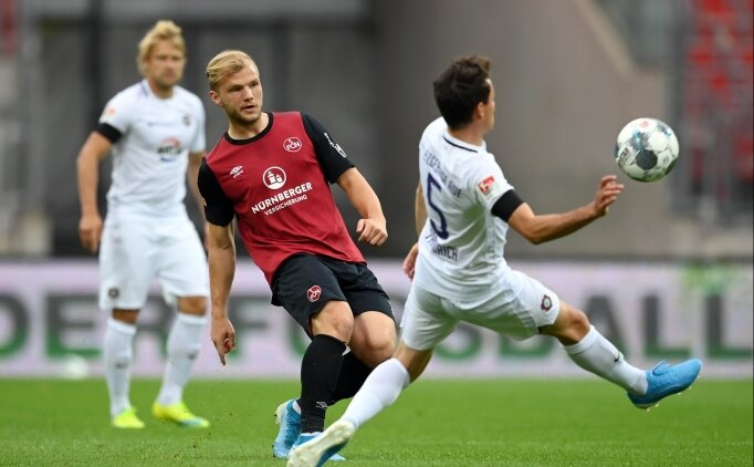 Frey'in takımı Nürnberg 1 puana razı oldu