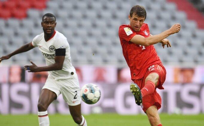 Allianz Arena'daki ilk seyircisiz maçta gol yağdı