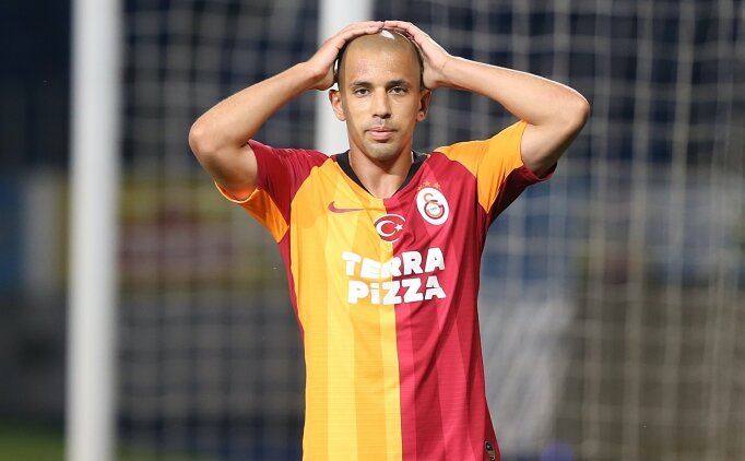 Fatih Terim, Feghouli raporunu sundu: 'Kalsın'