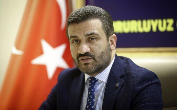 Fatih Mert: 'Limit konusunda Fenerbahçe'nin yanındayız'