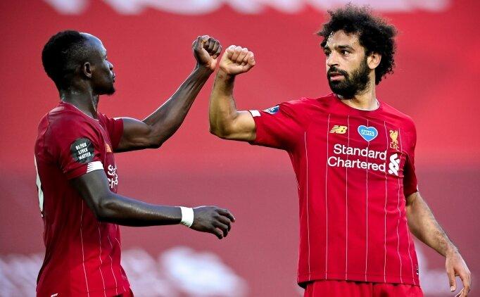 Liverpool acımadı, genç oyuncu parladı