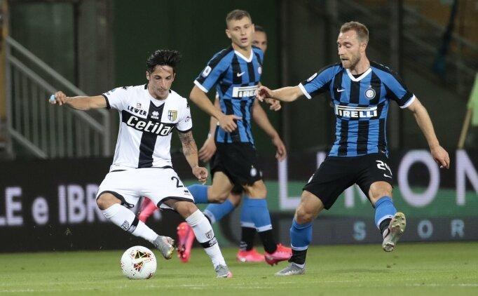 Inter son 5 dakikada 3 puanı aldı