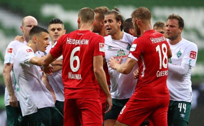 Werder Bremen, Bundesliga'da kalmayı zora soktu
