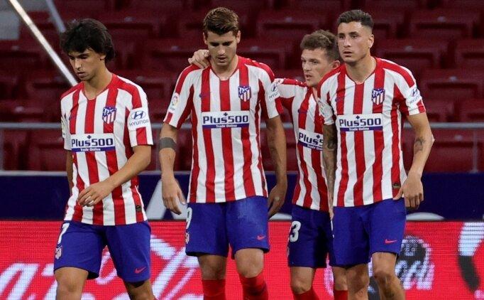 Atletico Mallorca'yı rahat geçti, namağlup serisi 12 maça çıktı