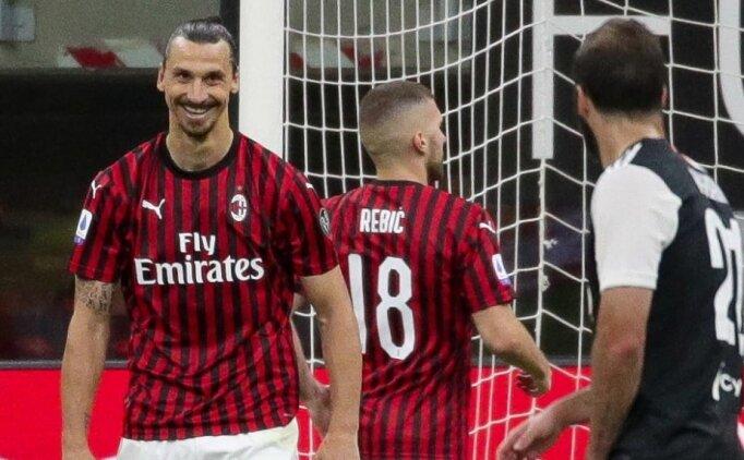 Milan'dan Juve karşısında tarihi galibiyet