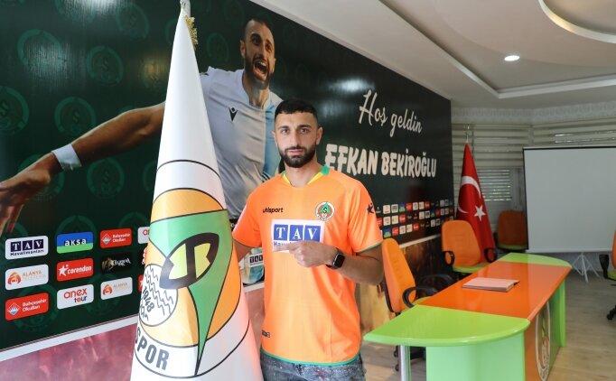 Efkan Bekiroğlu: 'Büyük Galatasaray taraftarıyım'