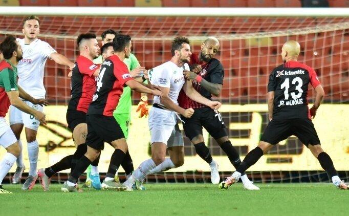 Gaziantep FK 5 maçlık seriyi sürdürmek istiyor