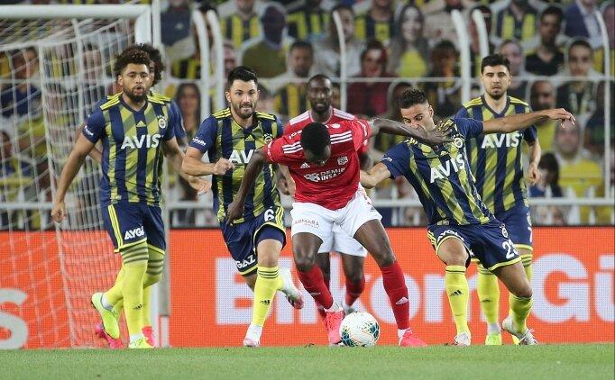 Falette: 'Fenerbahçe buna alışık değil'