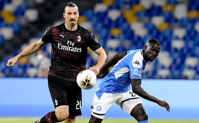 Napoli ve Milan'ın kapışmasında galip çıkmadı