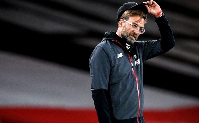 Jürgen Klopp: 'Liverpool'u bırakınca dinlenirim'
