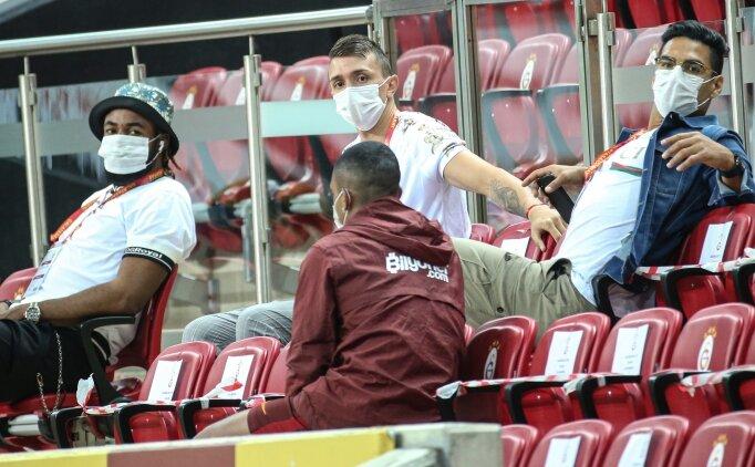 Galatasaray, Muslera'sız kalesini gole kapatamadı
