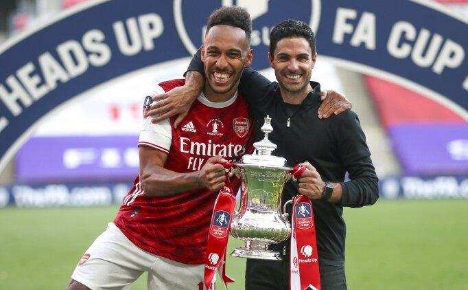 Arsenal Aubameyang'ı kaybetmemek için servet önerdi