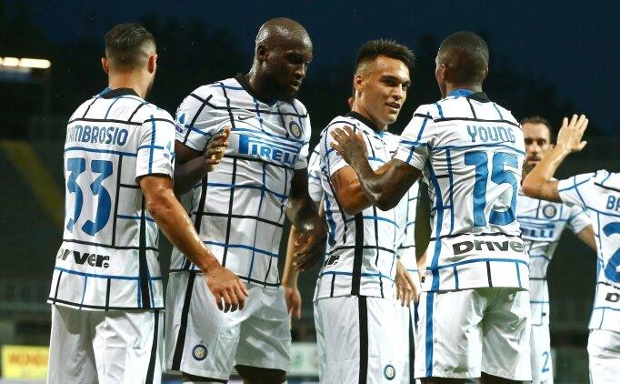 Inter, deplasmanda Atalanta'yı yıktı, sezonu 2. tamamladı!