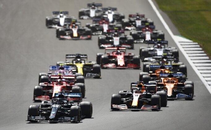 Britanya GP'de çılgın son 3 tur!