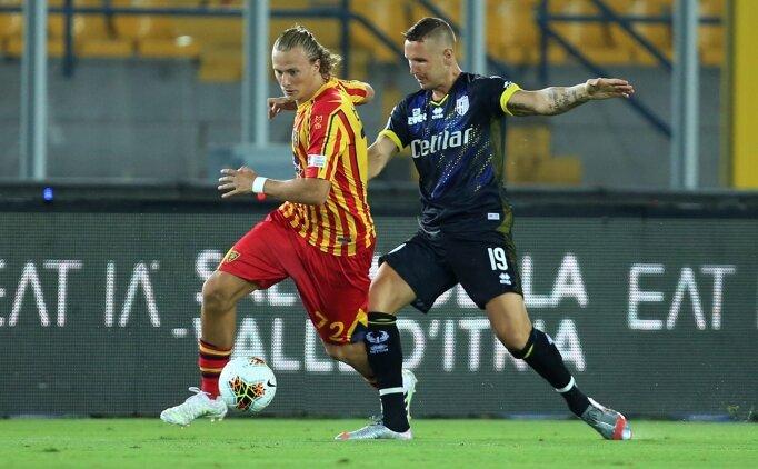 Serie A'da küme düşen 3. takım Lecce oldu