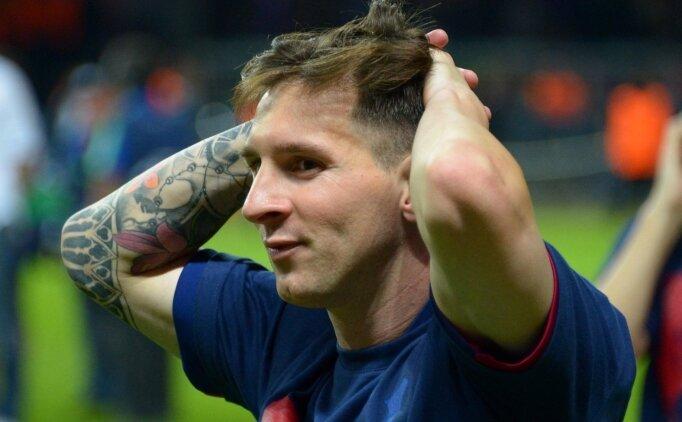 'Chelsea, Lionel Messi'yi 250 milyon euroya alıyordu'