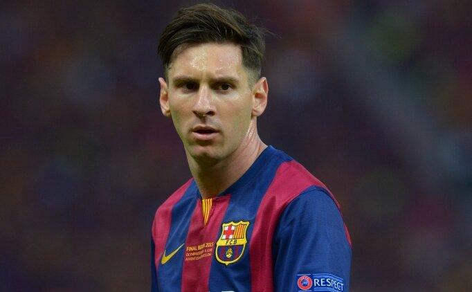 Lionel Messi: 'Barcelona'daki problem ben değilim!'
