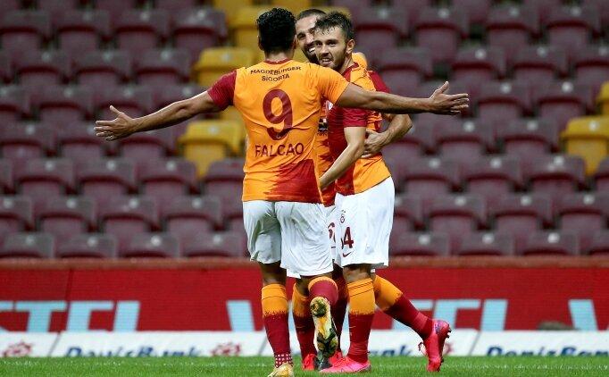 İlk 11'ler: Kasımpaşa - Galatasaray