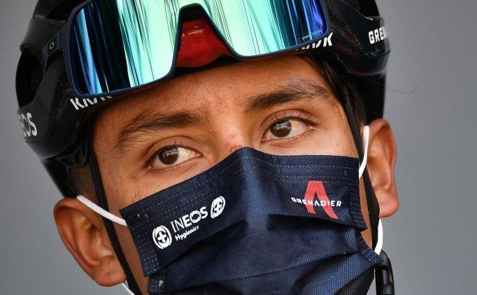 Son şampiyon Bernal, Fransa Bisiklet Turu'ndan çekildi