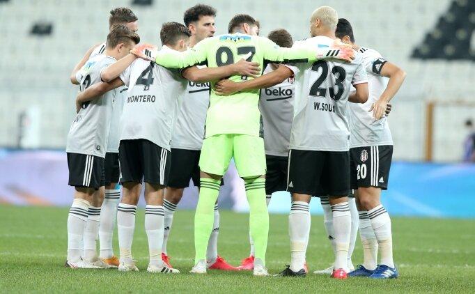 Beşiktaş ile Konyaspor 39. randevuda