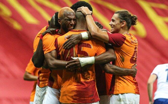 Galatasaray'a 'milli görev'