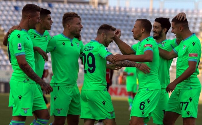 Lazio'da Immobile yine attı, 3 puan geldi