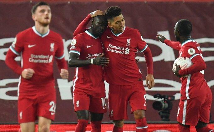 Son şampiyon Liverpool'u Arsenal'de durduramadı