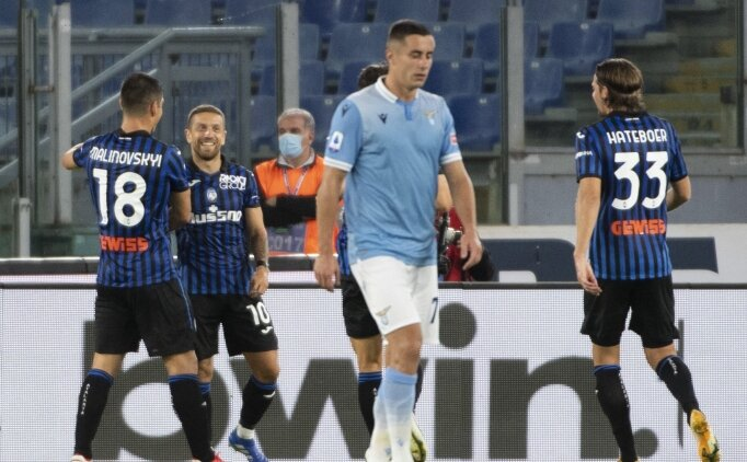 Atalanta deplasmanda Lazio'yu dağıttı