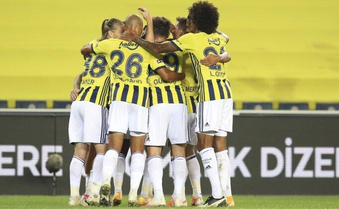 Göztepe - Fenerbahçe: İlk 11'ler