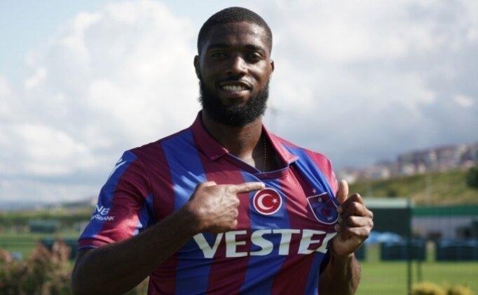 Trabzonspor'da Djaniny ilk 11'i zorluyor!
