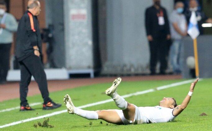 Galatasaray'ı yıkan Yusuf Erdoğan: 'Huzurluyum'