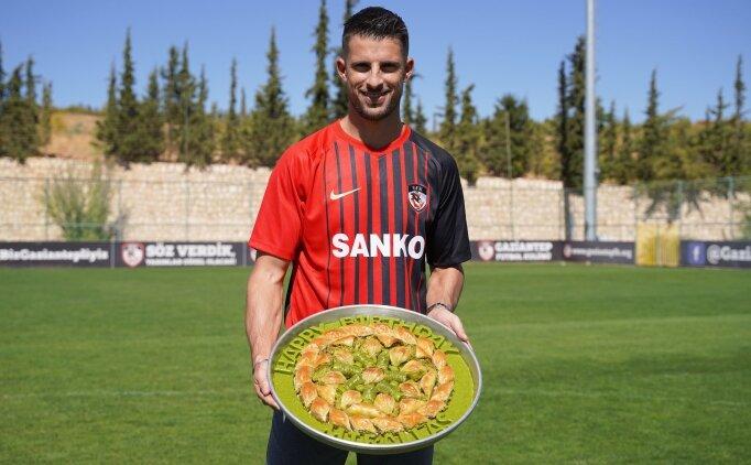 Gaziantep FK yeni transferlerinden umutlu