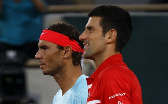 Toprakta rakibi yok: Nadal yine şampiyon!