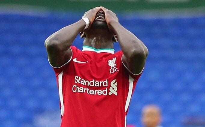 Liverpool, Everton derbisinde VAR'a takıldı!