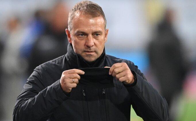 Hansi Flick: 'Lewandowski'nin sinirlenme durumu yok'
