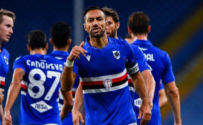 Sampdoria rahat kazandı, Muriqi siftah yaptı
