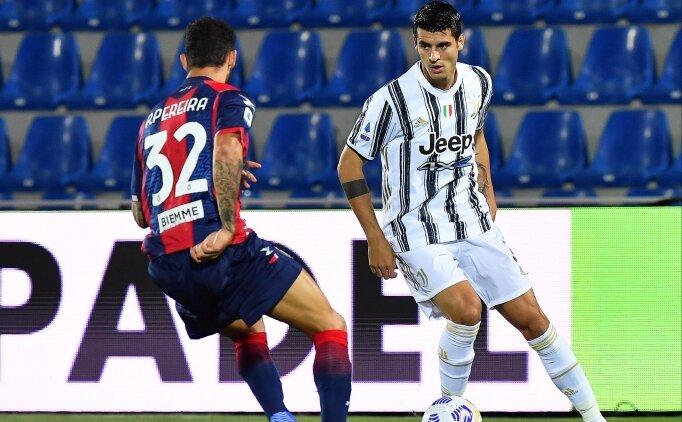 Merih'in takımı Juventus haftayı tatsız bitirdi
