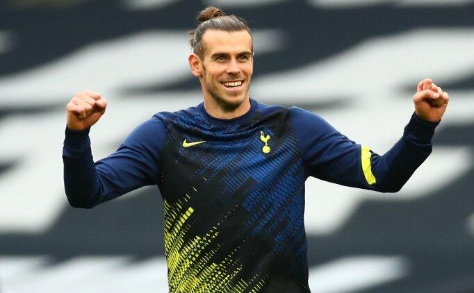 Gareth Bale: 'Sevilmek istiyorsunuz'