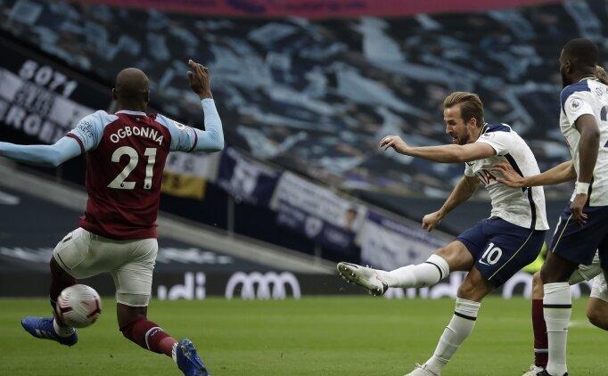 İlk yarı Tottenham, ikinci yarı West Ham! 3-0'dan dönüş...