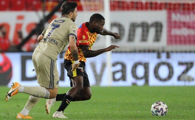 Göztepe'de Andre Poko'nun sözleşmesi feshedildi