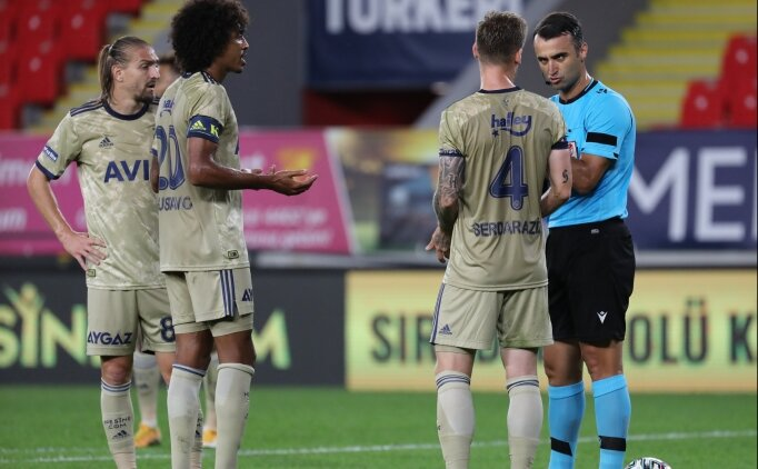 Fenerbahçe'de Serdar Aziz'e ceza yok