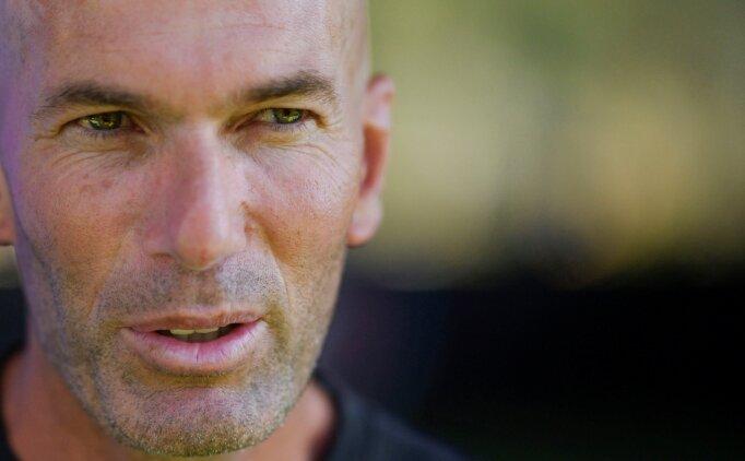 Zidane: 'Baskı yok, kazanmaya gidiyoruz'